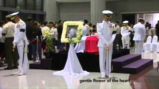 Lying-in-State Tribute & Change of Guard