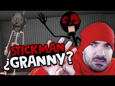 STICKMAN ¿GRANNY? (Horror Game) ⭐️ iTownGamePlay