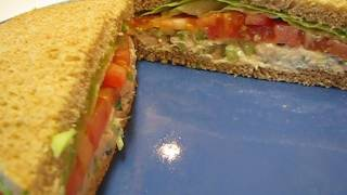 Betty's Tarragon Chicken Salad Sandwich