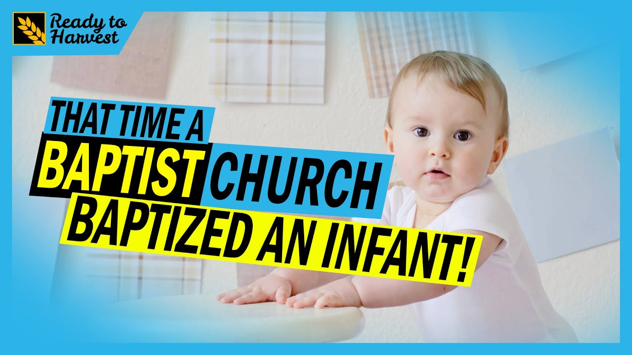 Baptist Church Baptizes an Infant