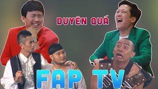 Huỳnh Phương cùng đồng bọn FAPTV náo loạn sân chơi làm Trấn Thành, Trường Giang cười TÉ GHẾ