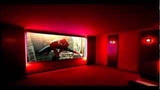 Votre cinema a domicile cle en mains par cineconcept by abso