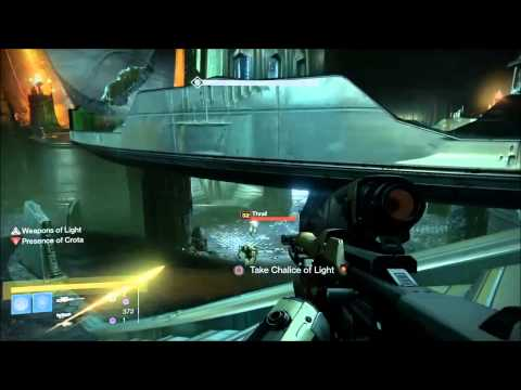 how to get a relic sword in destiny