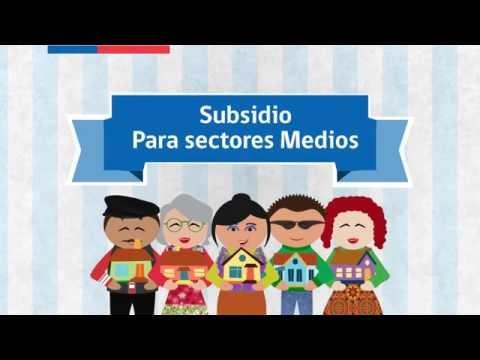 Subsidio habitacional clase media 2020