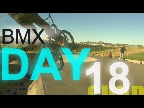 DAY 18 | BMX | BARRY CURTIS | WINTER 2017