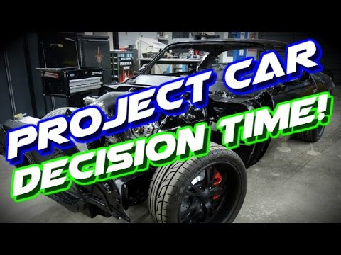 Im getting a Project CAR!!!... What Should I Get?....