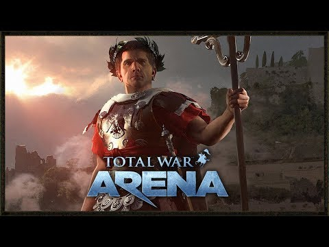 Unstoppable Strategy - Roman Infantry - Arena Total War Gameplay