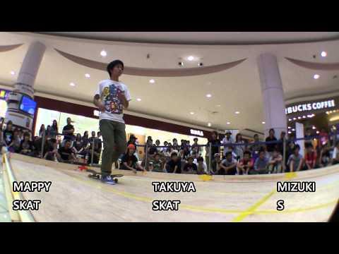 game of skate utihara round vol.1 final