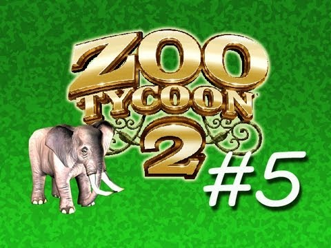 Zoo Tycoon 2 - Part 5 - Tarquin the Tiger