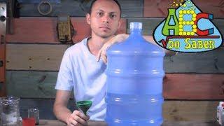 Colocando água no bebedouro sem bagunça