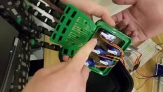 EMG robot hand