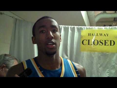 Malcolm Lee discusses UCLA