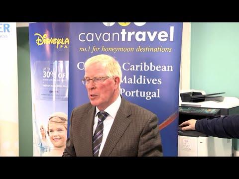 Cavan Chamber Business After Hours event in Cavan Travel Main Street Cavan