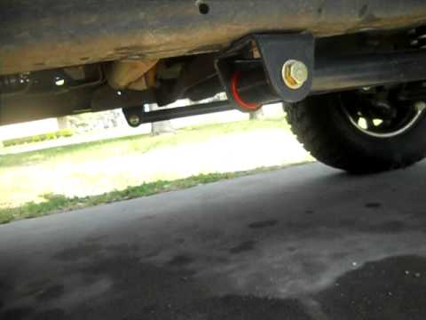 Got That 6inch Pro Comp Lift With My 3inch Body Lift