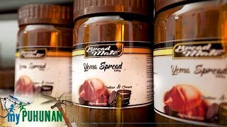 Bread Mate Yema Spread owner Earl Goleña shows how to make yema spread at home | My Puhunan