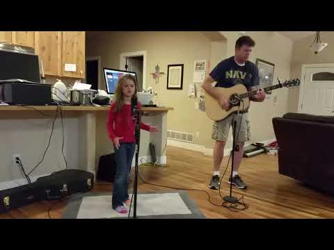 King of the World - Natalie Grant Cover by Israella