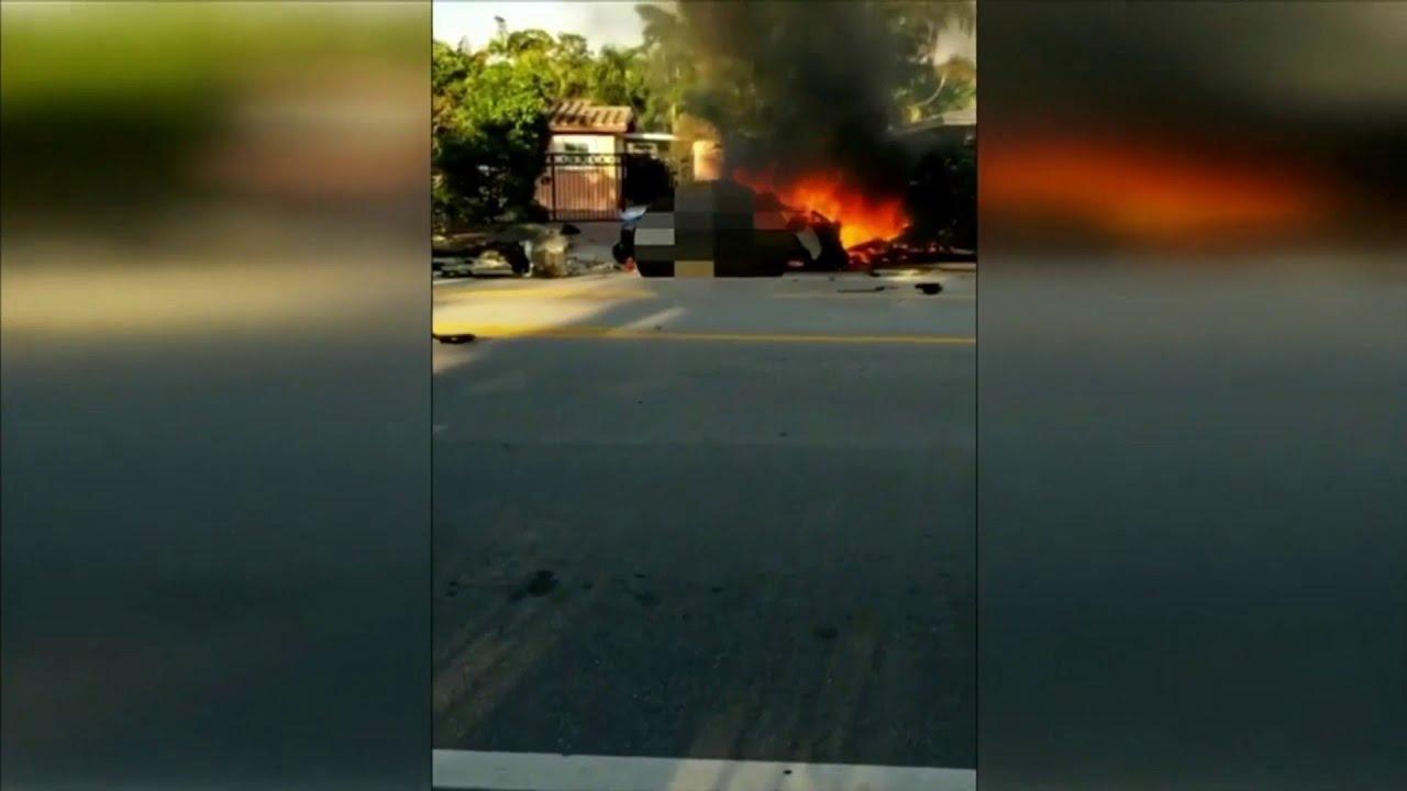 Teens killed in Tesla crash went to Pine Crest