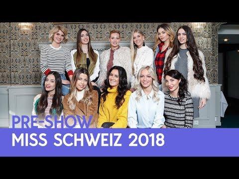 Miss Schweiz 2018 – Pre-Show