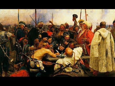 """Raputin"" (Putin Rap) - Ukrainian Cossacks (2014)"