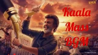 Kaala - Rain Fight Scene BGM High Definition Audio | Rajinikanth | Santhosh Narayanan |