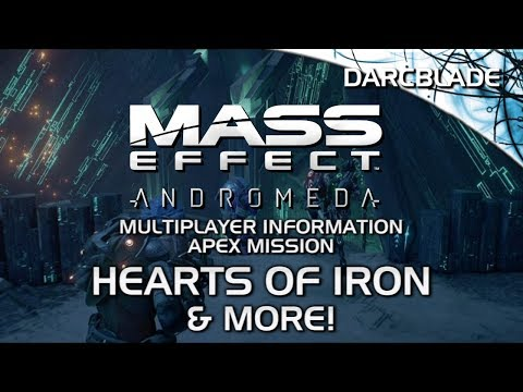 Thumbnail: HEARTS OF IRON : Mass Effect Andromeda Multiplayer