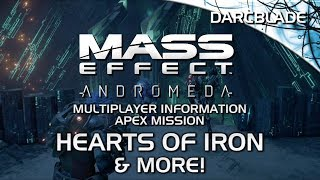 HEARTS OF IRON : Mass Effect Andromeda Multiplayer