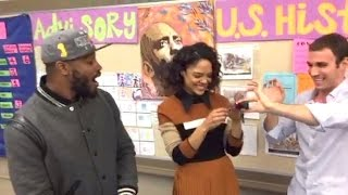Magic Moments with Jon Jacques: A Big Brothers Big Sisters Surprise