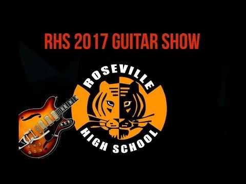 RHS 2017 Guitar Show 05/23/17 Day 1