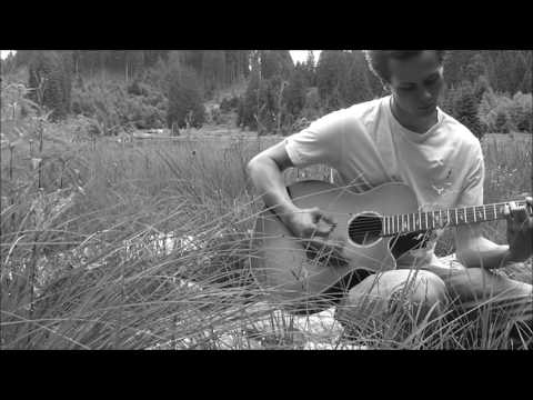 The Cure - A Forrest (Acoustic Cover)