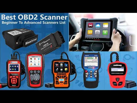 Best OBD 2 Scanners For 2020