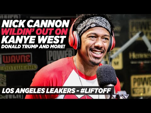 Nick Cannon Wildin' Out On Kanye West, Eminem, Donald Trump, And More!