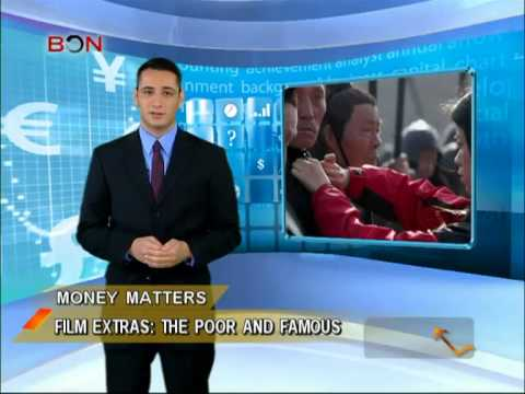 Film extras: the poor and famous - China Price Watch - July 24, 2013 - BONTV China