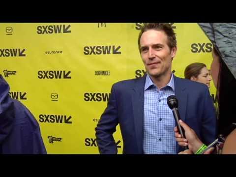 "SXSW 2017: Michael Vartan on ""Small Town Crime"" red carpet"