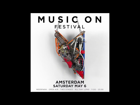 "Marco Carola ""The best moments"" @ Music On Festival, Amsterdam"