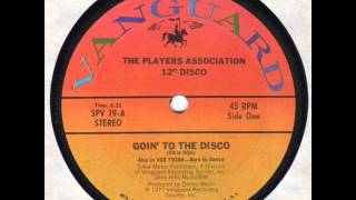 The Players Association - Goin