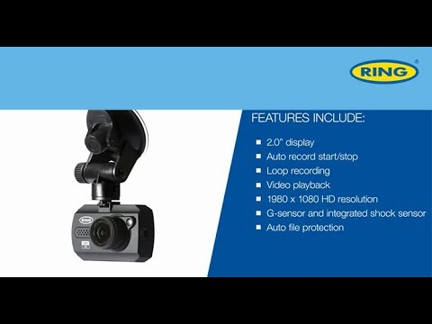 Ring RBGDC15 Mini Dash Camera