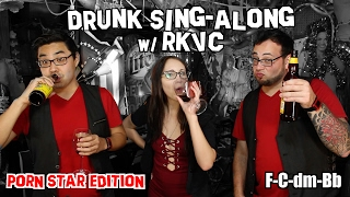 Drunk Sing Along F C dm Bb with RKVC
