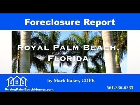 Royal Palm Beach, FL Bank Foreclosures Market Report