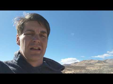 Digging Quartz Crystals In Nevada - Part 1