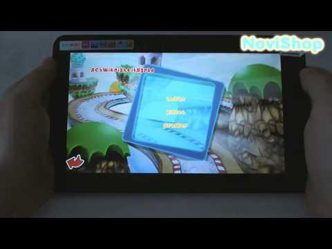 Tablet Com Android 4.0.3 Tela Capacitiva De 7 Polegadas Processador 1.0GHz 1GB RAM 3D Câmera Skype