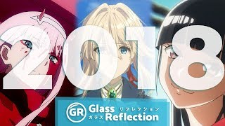 THE ABSOLUTE BEST ANIME OF 2018