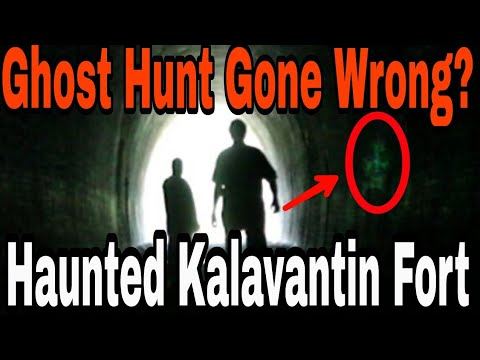 Overnight Stay Challenge at Haunted Prabalgad Kalavantin Fort