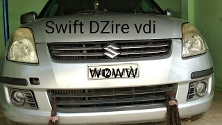 Maruti Swift DZire vdi - used car for sale | single hand | supper condition