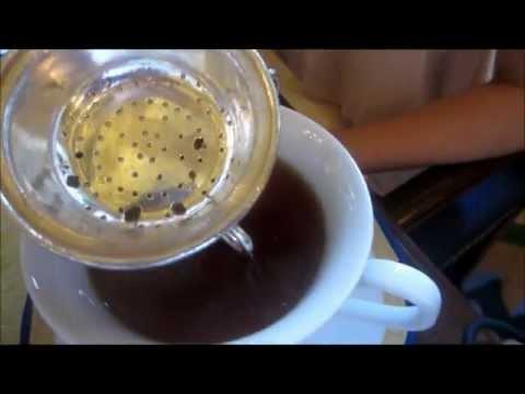 The Peninsula Afternoon/High Tea (HKUST Exchange 2012)