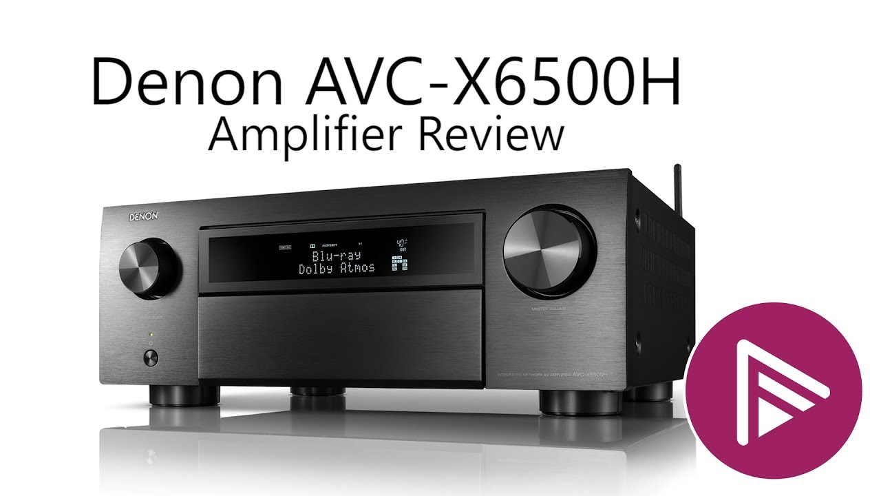 Denon Avc X6500h 112 Av Amplifier Review Avforums