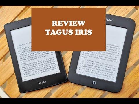 Tagus Iris review y unboxing en Español - Nuevo Tagus competencia del Kindle Paperwhite