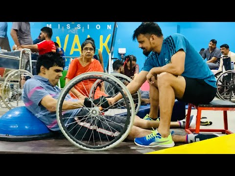 Walking After Spinal Cord Injury | Mission Walk Physiotherapy And Rehabilitation Centre