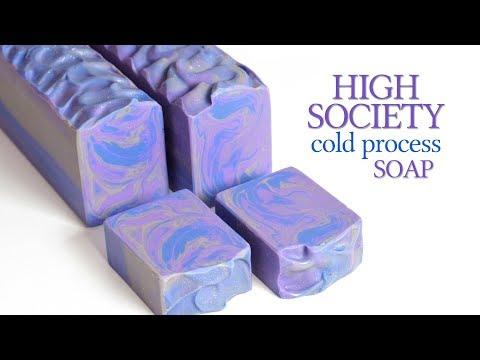 High Society Soap | MO River Soap