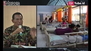 Menyebar Dengan Cepat Wabah Difteri, Kemenkes Akan Gelar Imunisasi - iNews Sore 10/12