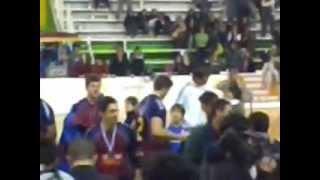 Festejo Andes Talleres SC Campeon Nacional hockey sobre patines Senior Masculino.3gp
